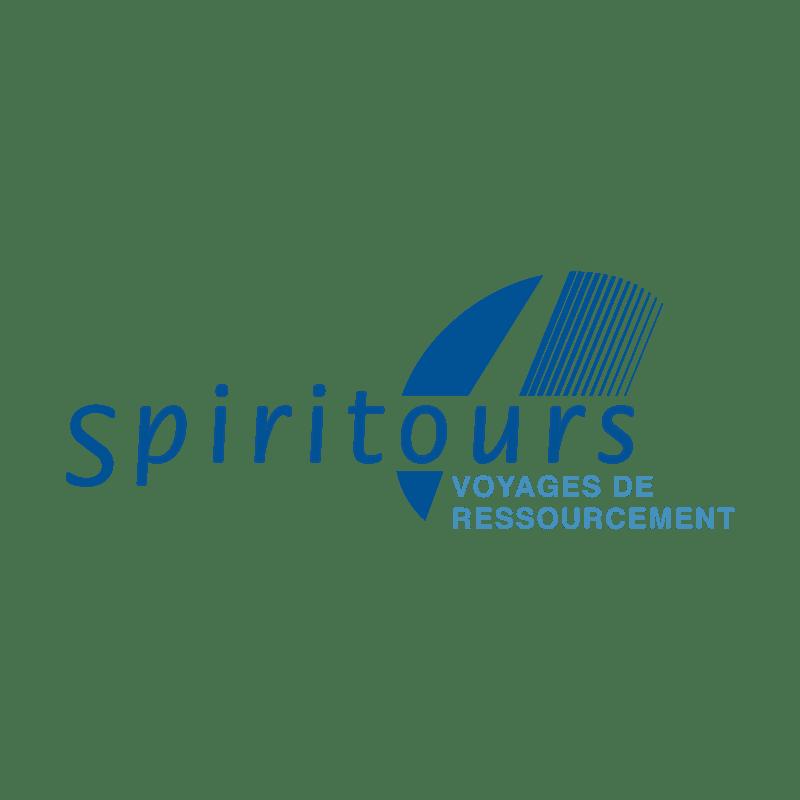 logo du tour opérateur spiritours
